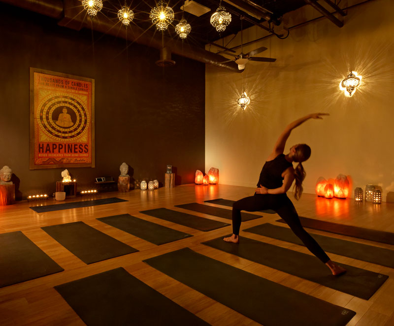 Hot Yoga at Yoga Bodies