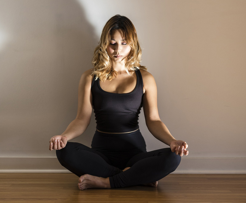 Meditation at Yoga Bodies